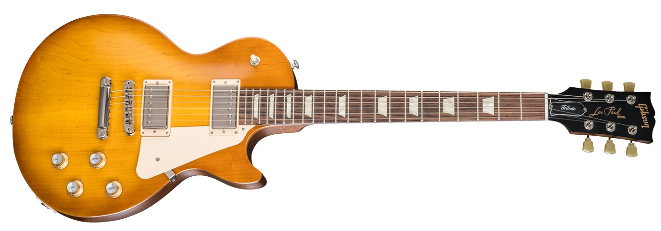 Gibson Les Paul Tribute 2018 Faded Honey Burst