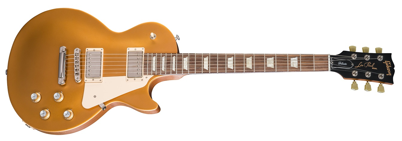Gibson Les Paul Tribute 2018 Satin Gold