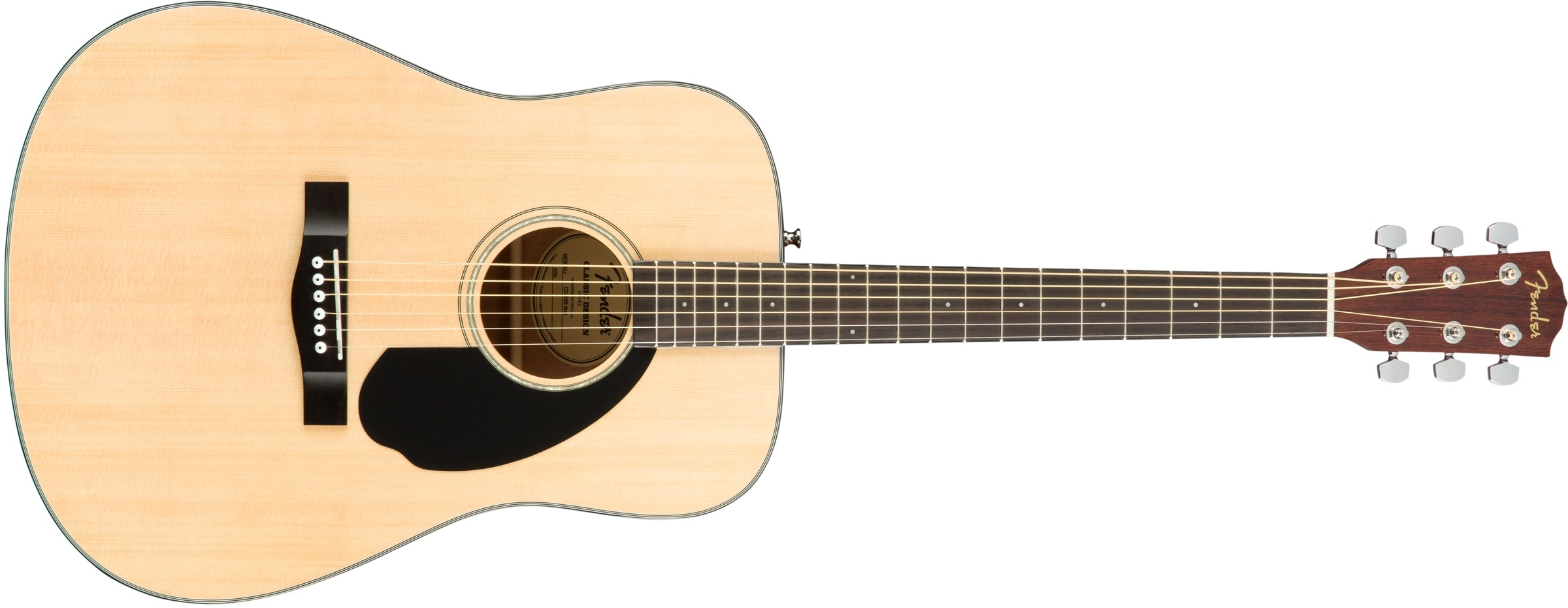 Fender CD-60S Dreadnought Pack NA