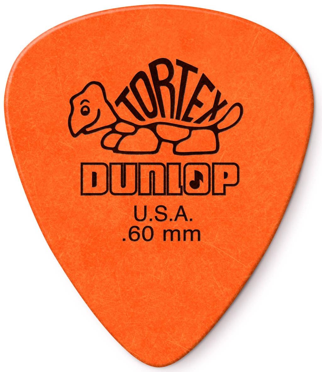 Dunlop Tortex Standard 0.6