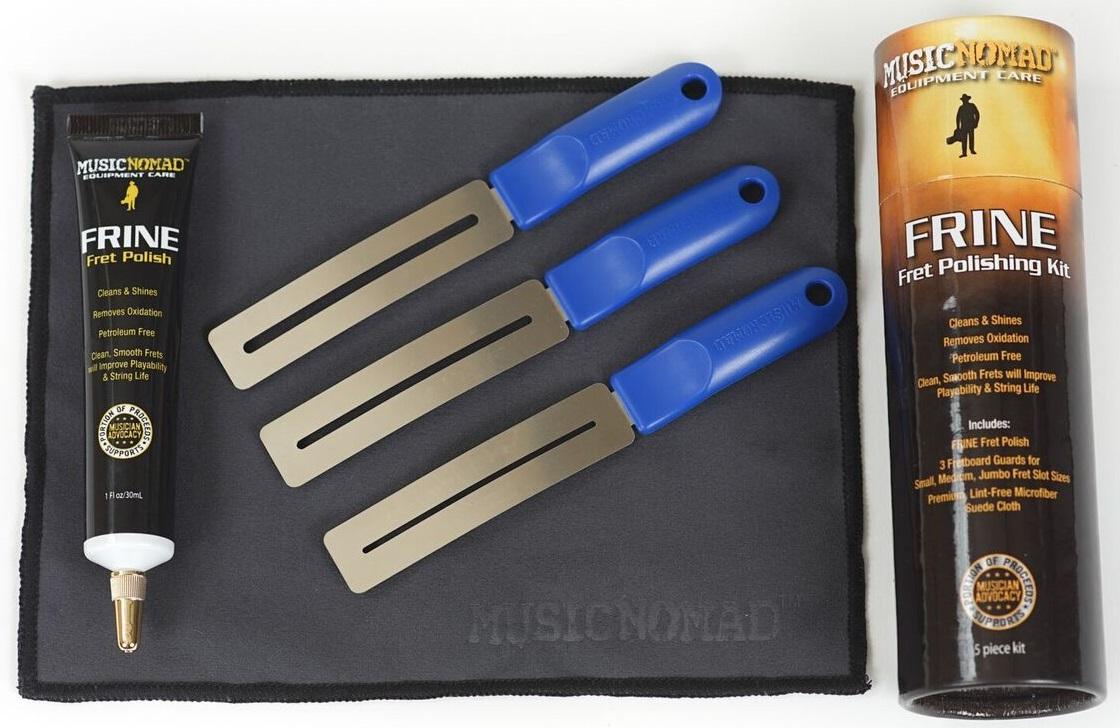 Music Nomad FRINE Fret Polish kit