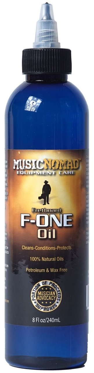 Music Nomad F-ONE Oil Tech Size