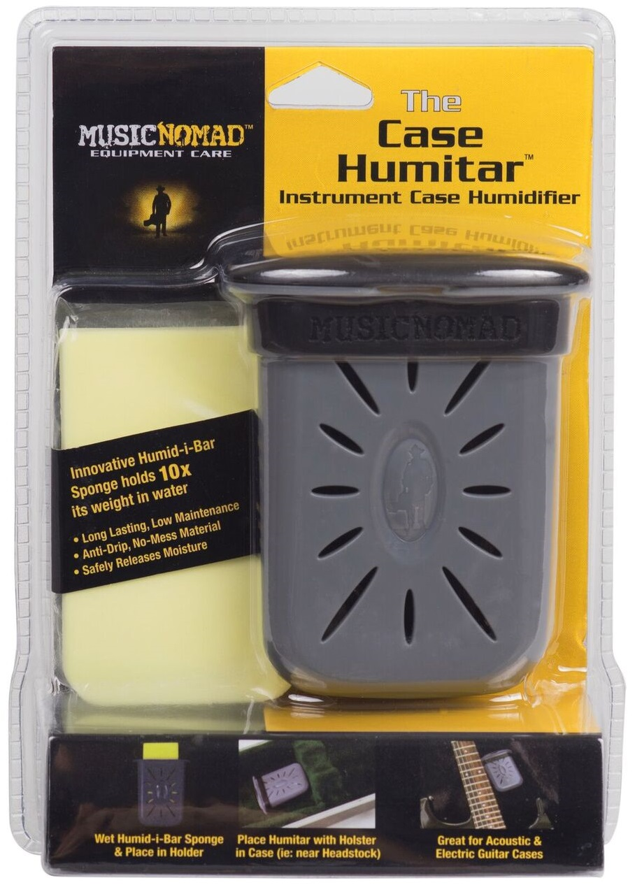 Music Nomad The Case Humitar