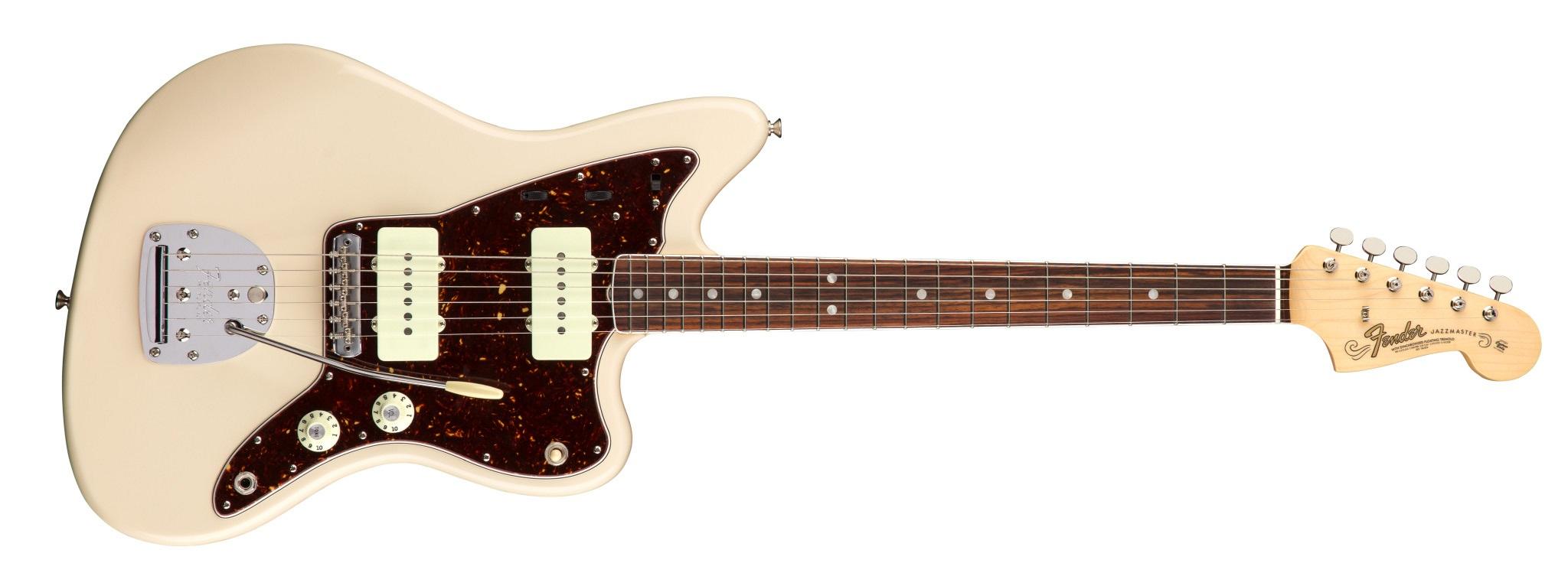 Fender American Original 60s Jazzmaster RW OWT