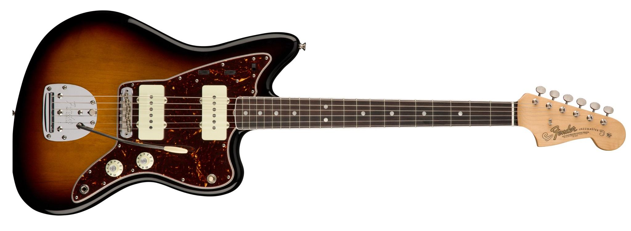Fender American Original 60s Jazzmaster RW 3TS