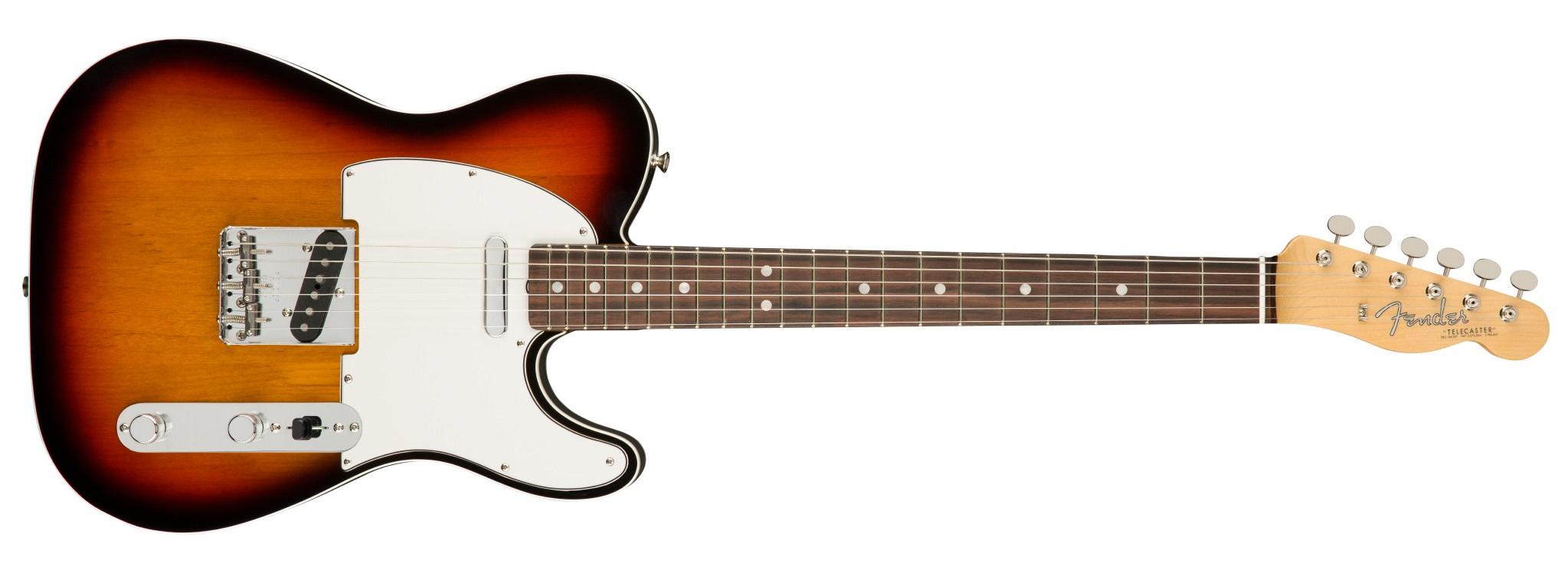 Fender American Original 60s Telecaster RW 3TSB