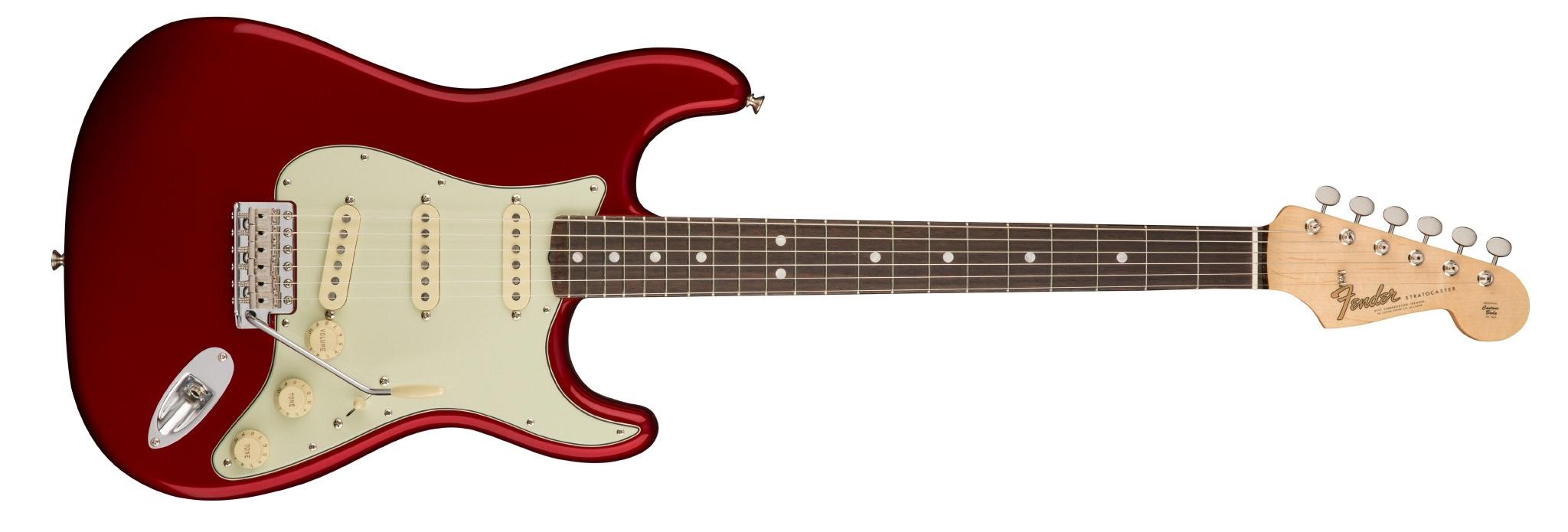 Fender American Original 60s Stratocaster RW CAR