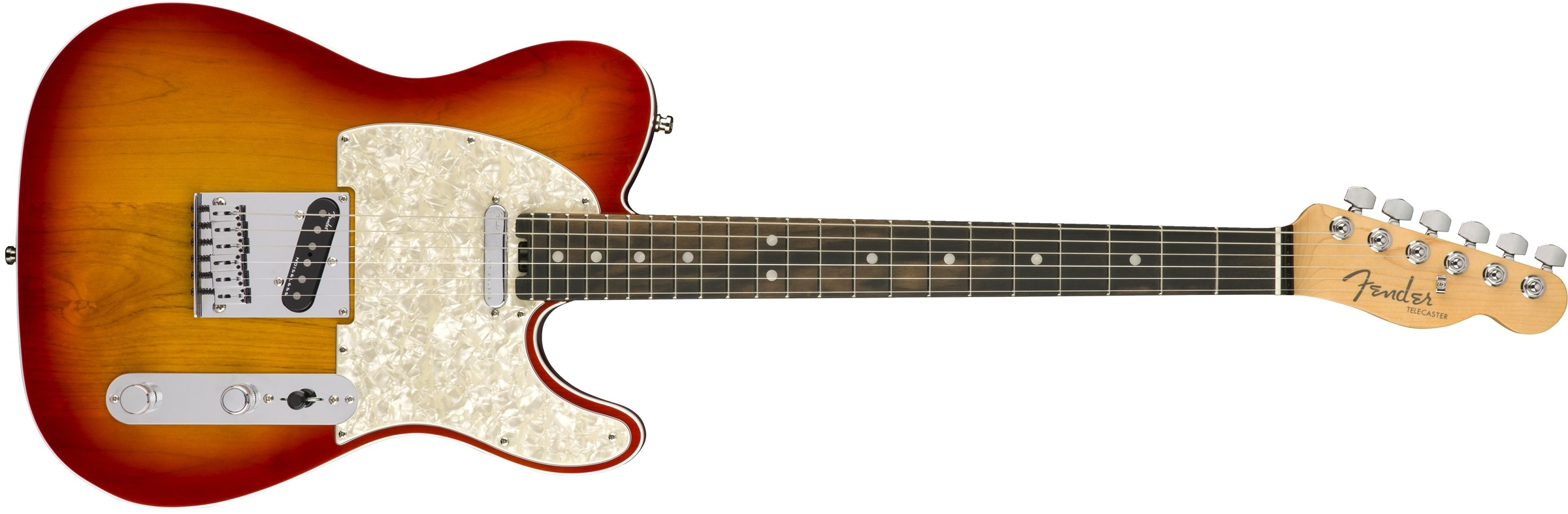 Fender American Elite Telecaster EB ACB