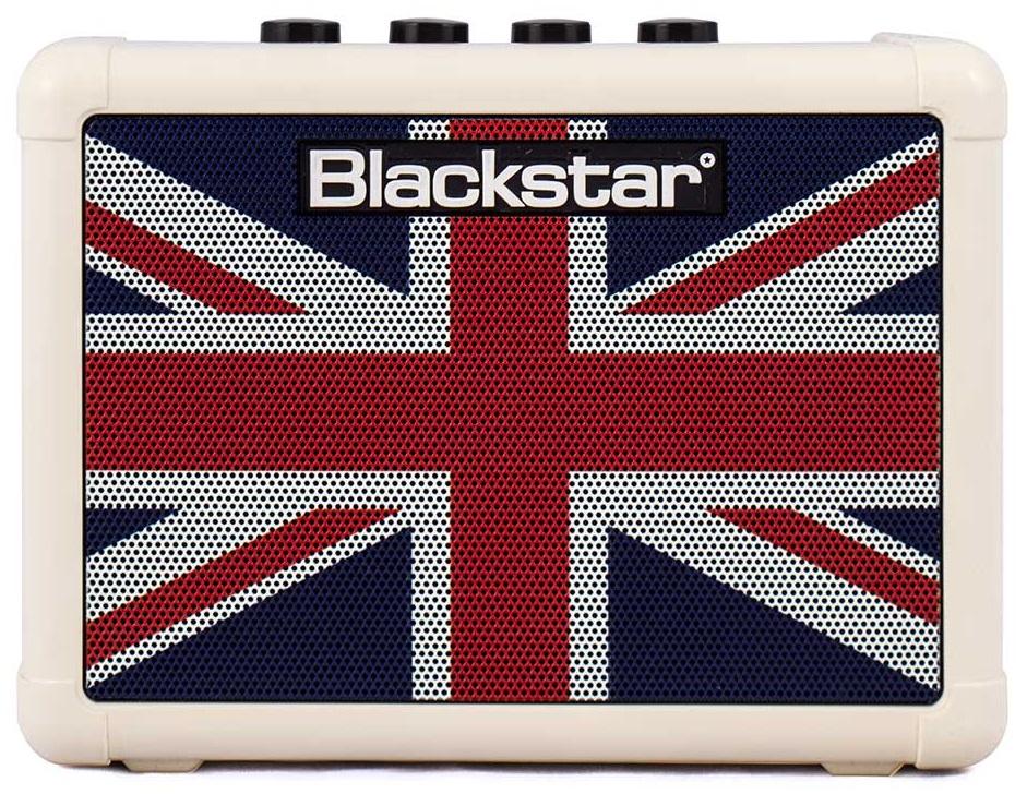 Blackstar FLY 3 Mini Amp Cream Union Jack Limited Edition