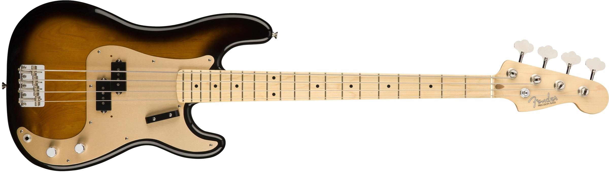Fender American Original 50s Precision Bass MN 2TSB
