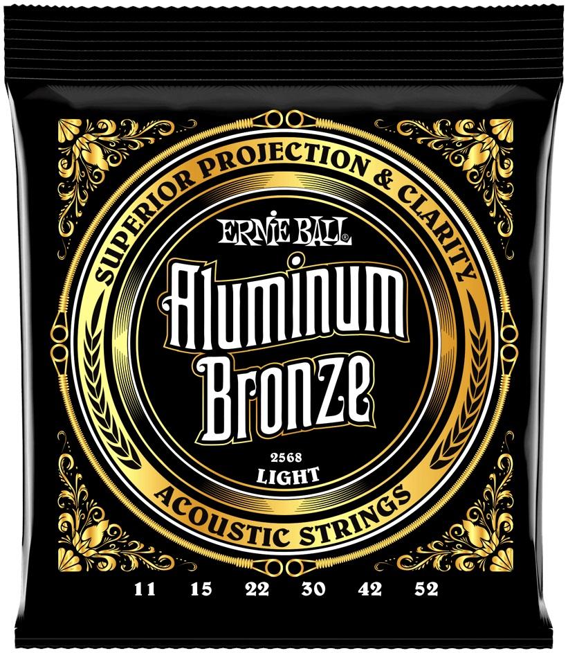 Ernie Ball Aluminium Bronze Light