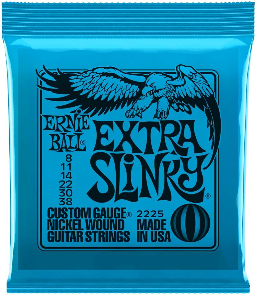 Ernie Ball Nickel Wound Extra Slinky