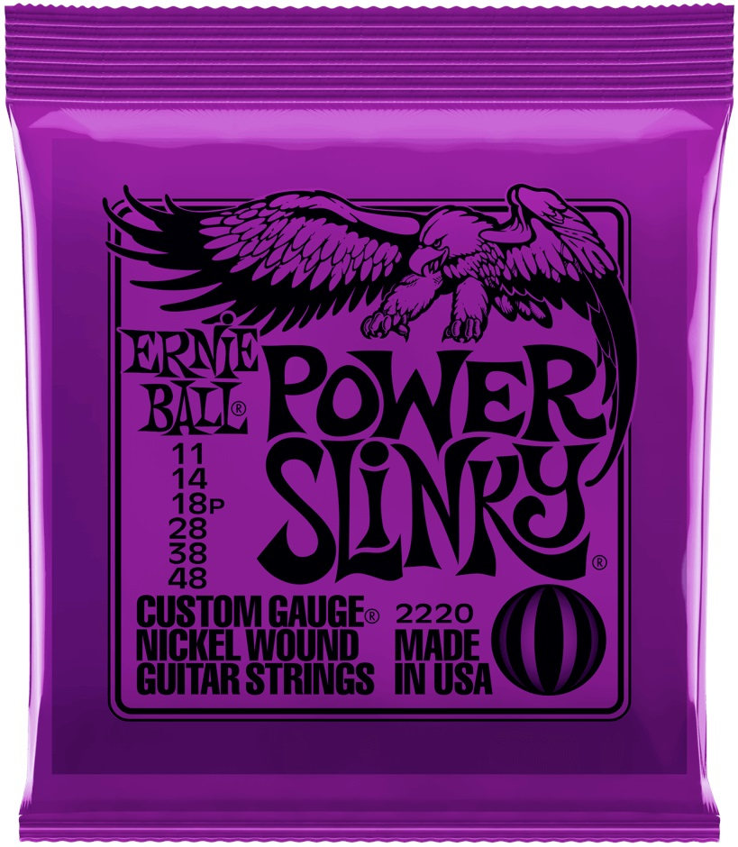 Ernie Ball Nickel Wound Power Slinky