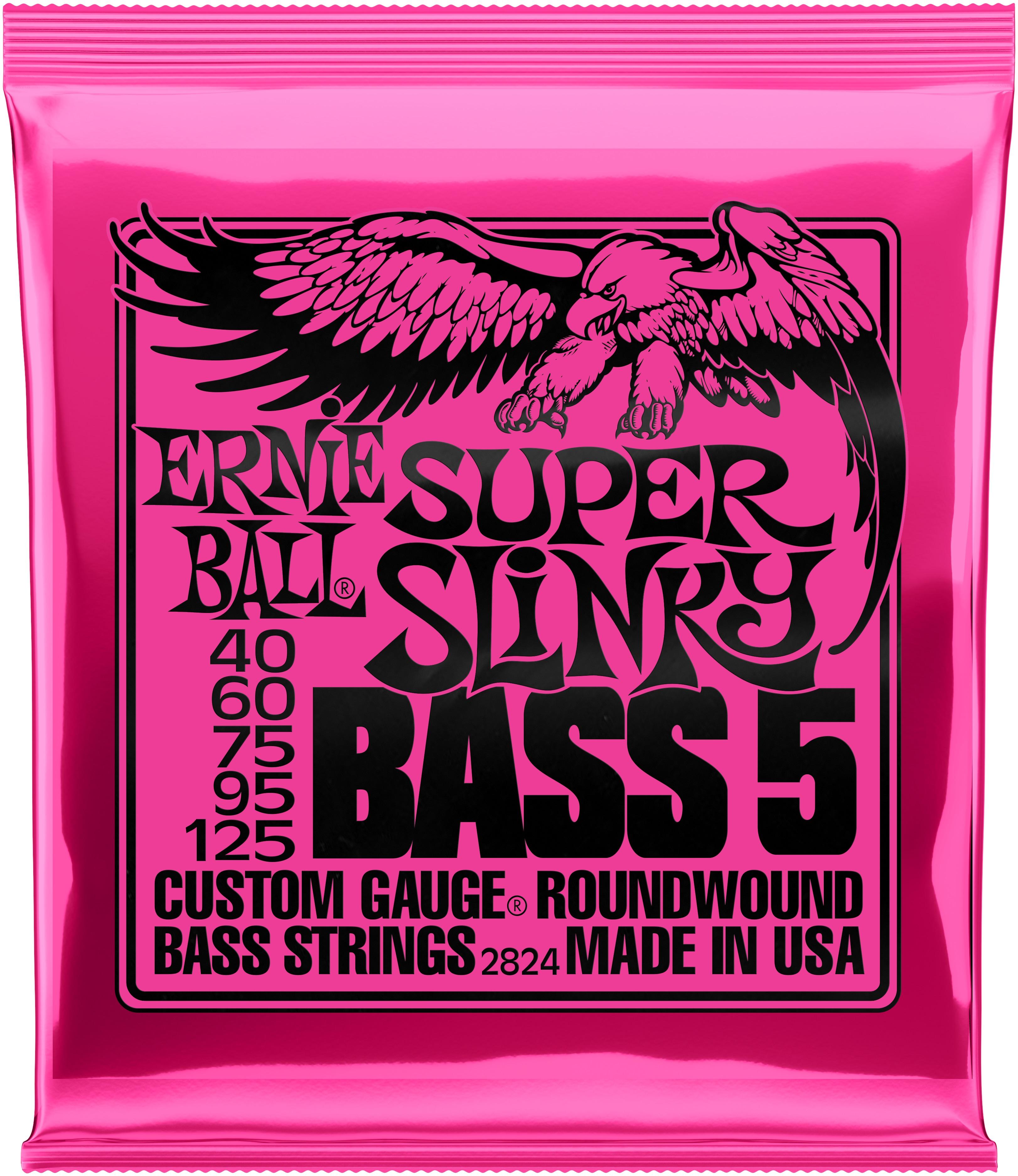 Ernie Ball 2824