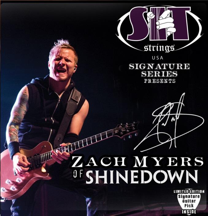 SIT Zack Myers - Shinedown 11-50