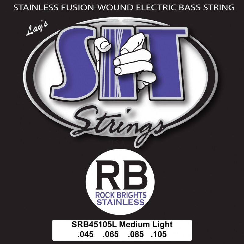 SIT RBS 45105L Rock Br. Stainl. Medium Light