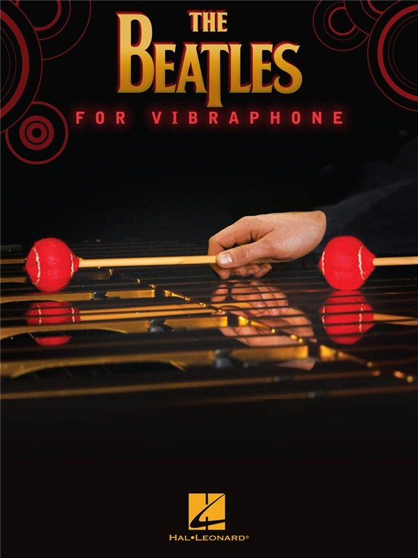 MS The Beatles For Vibraphone