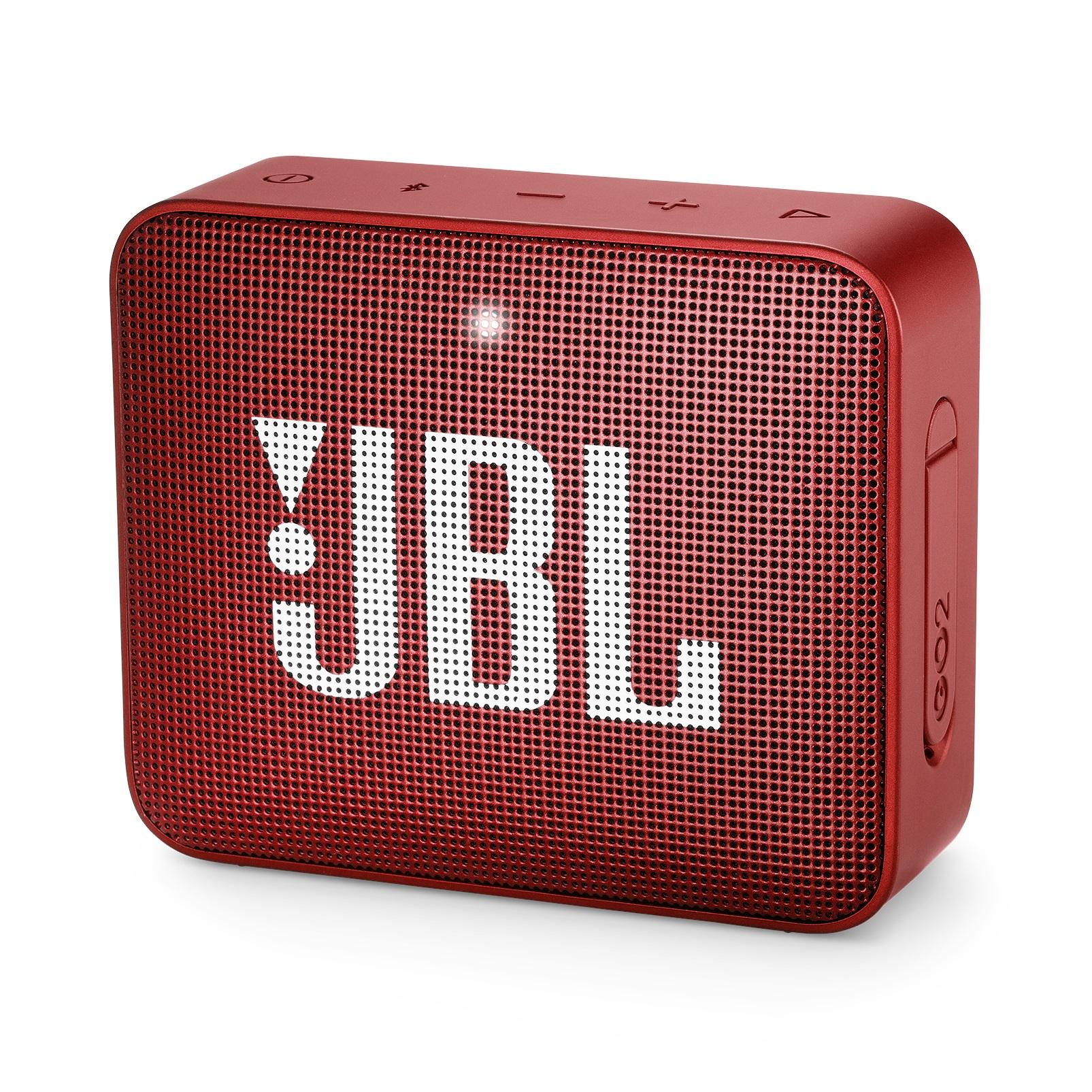 JBL JBL GO2 Red