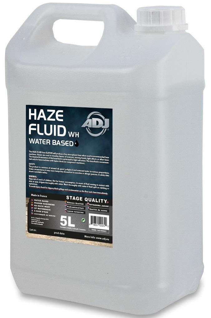 American DJ Haze Fluid water based 5l