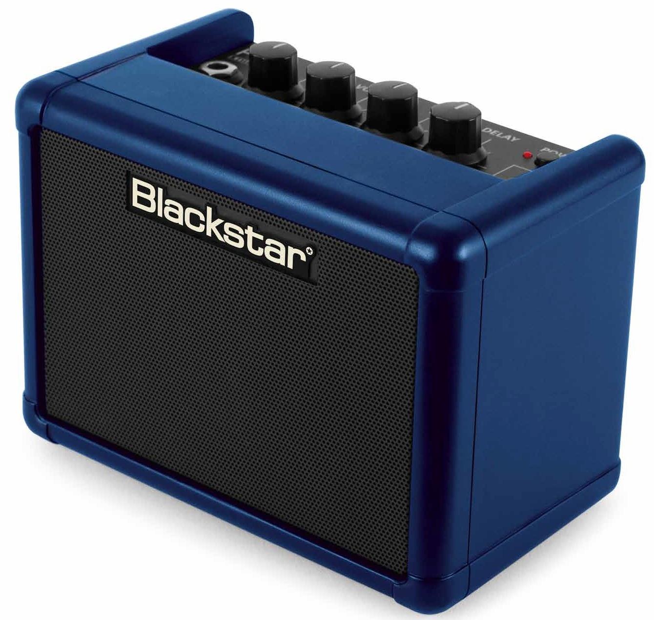 Blackstar FLY 3 Mini Amp Royal Blue Limited Edition
