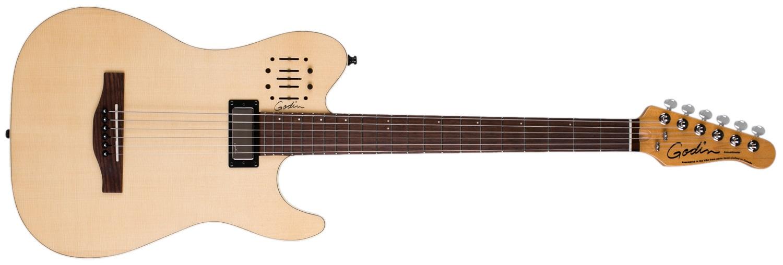 Godin Acousticaster 6 Deluxe RN