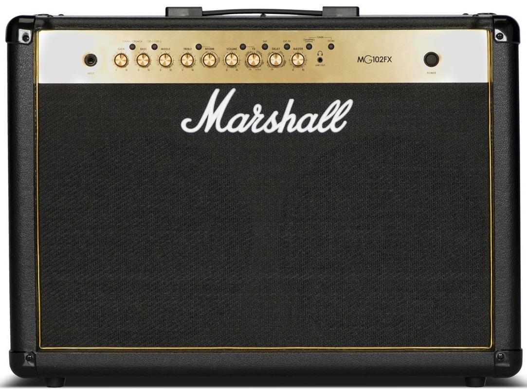 Marshall MG102GFX