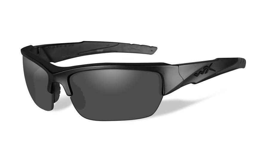 Wiley X VALOR Black Ops - Polarized - Smoke Grey