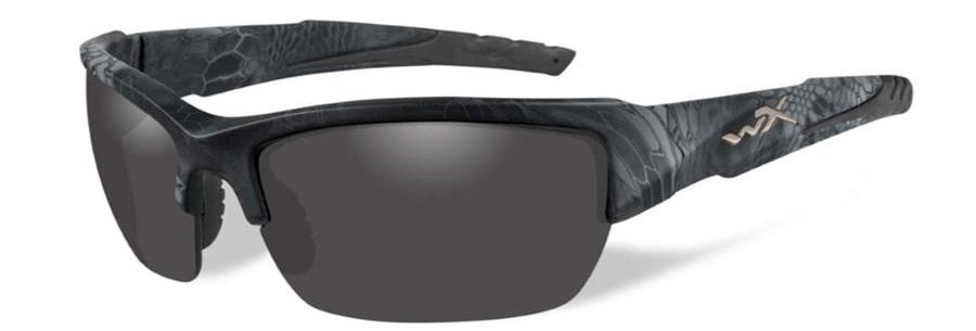 Wiley X VALOR Polarized - Smoke Grey