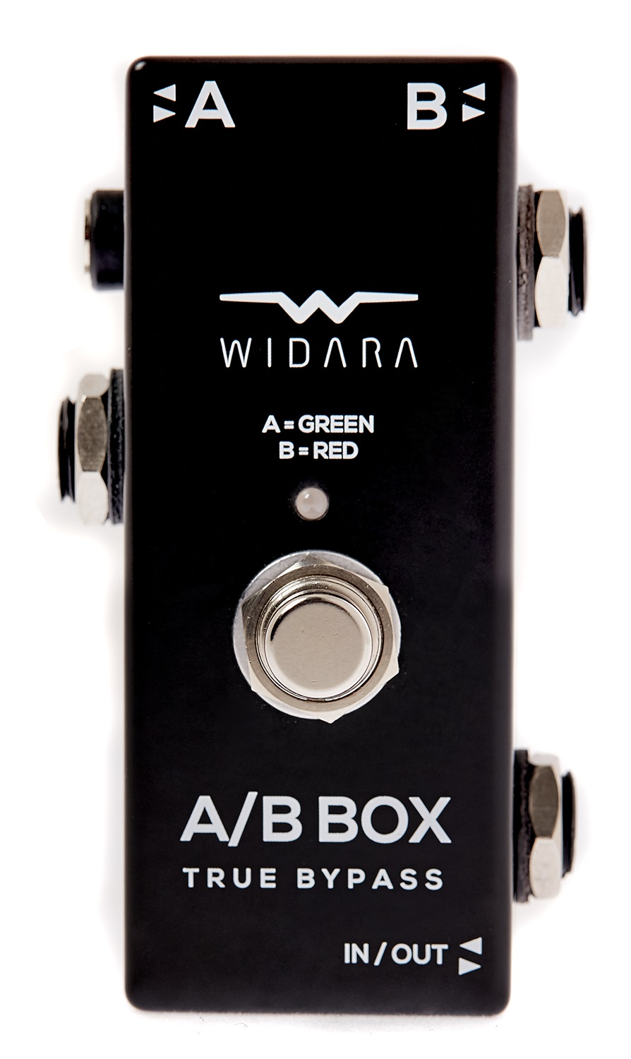 Widara A/B Box Mini LED Black