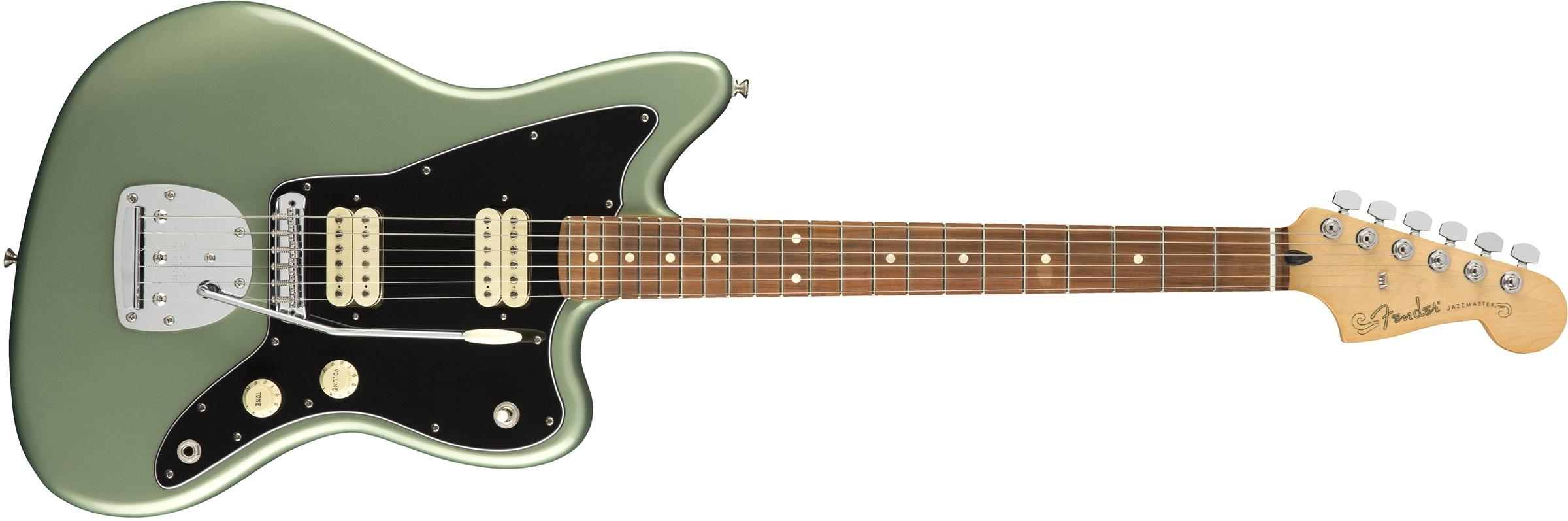 Fender Player Jazzmaster PF SGM