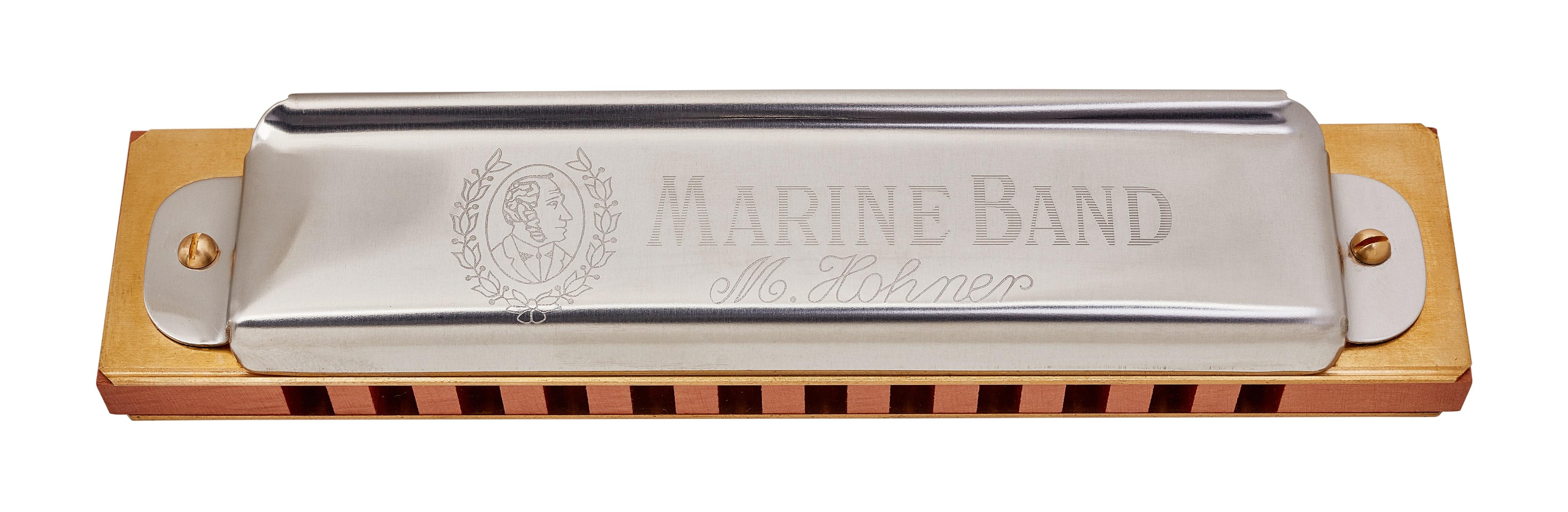 Hohner Marine Band 364/24 Soloist