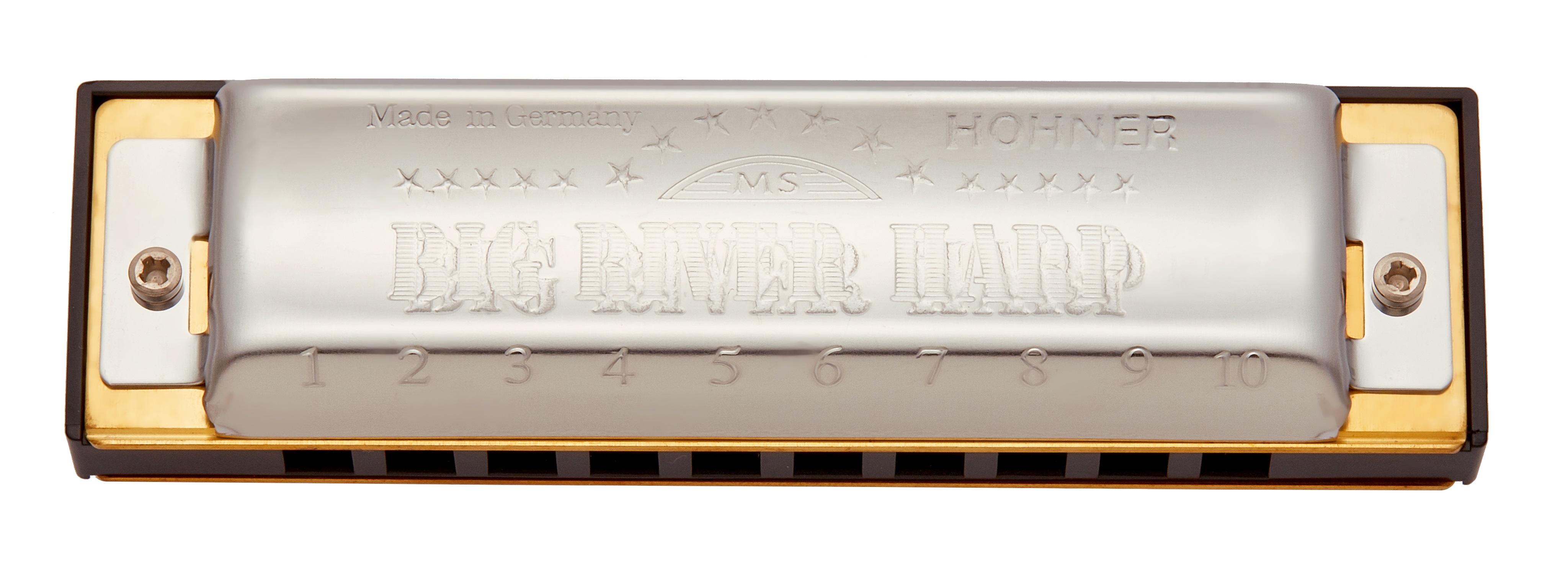 Hohner Big River Harp C-major