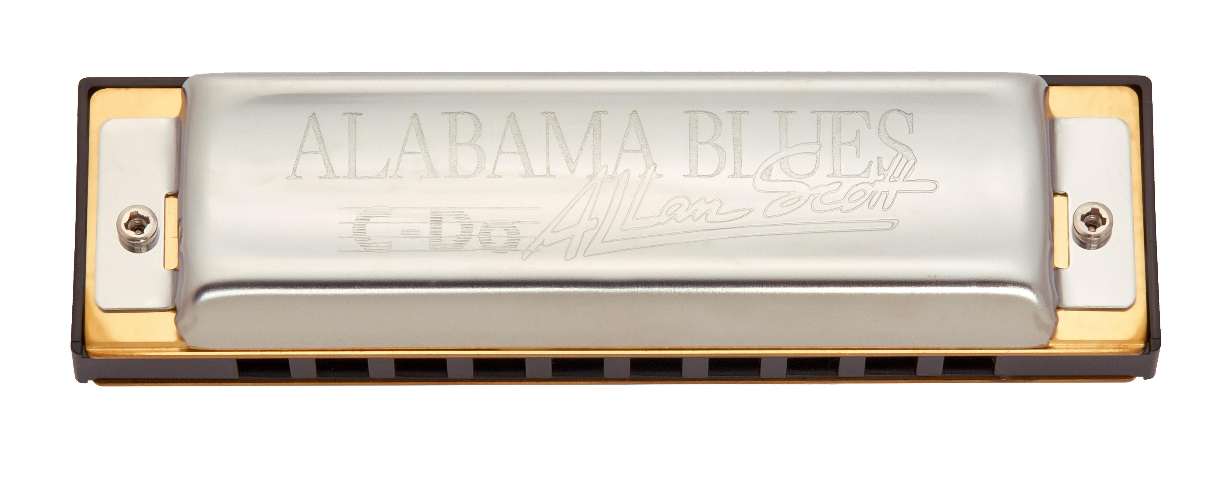 Hohner Alabama Blues C-major