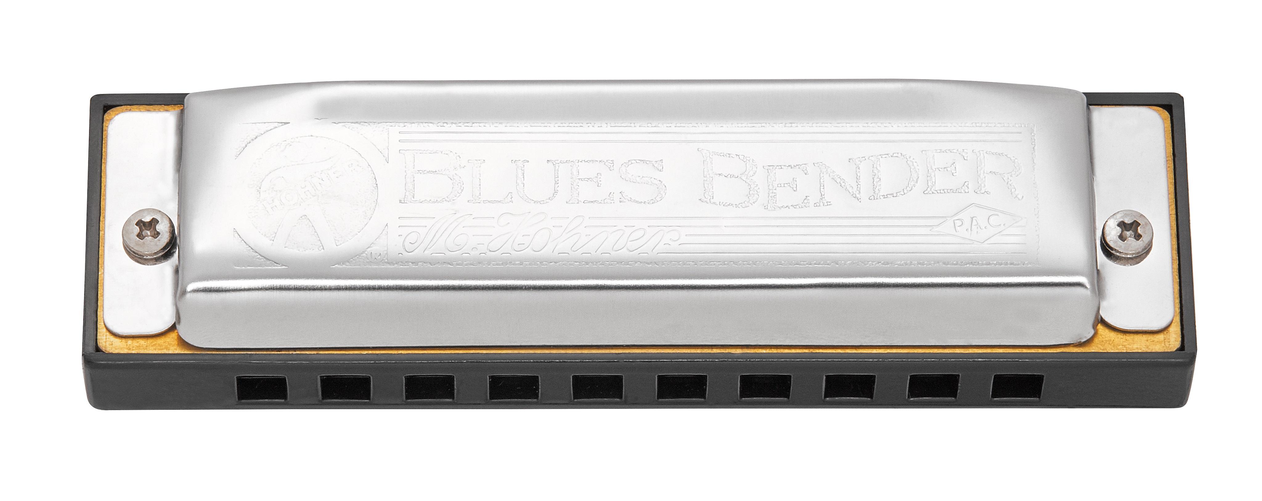 Hohner Blues Bender F-major
