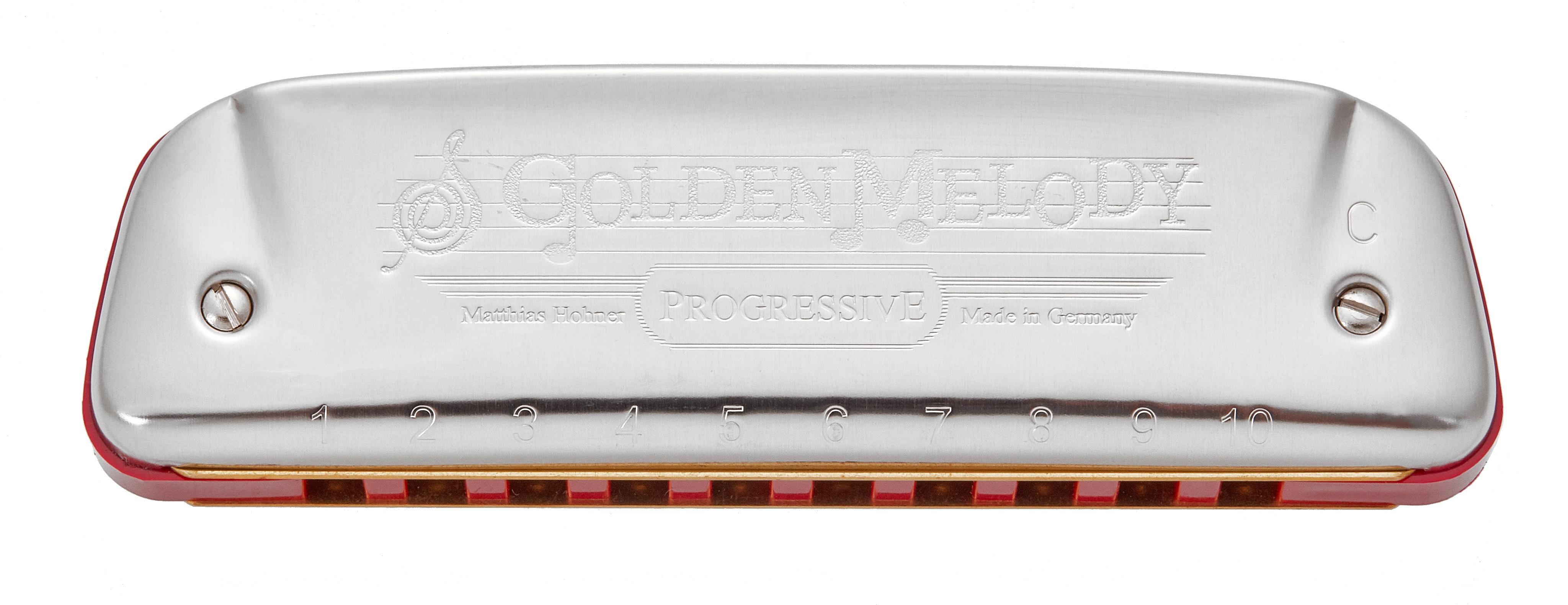 Hohner Golden Melody A-major