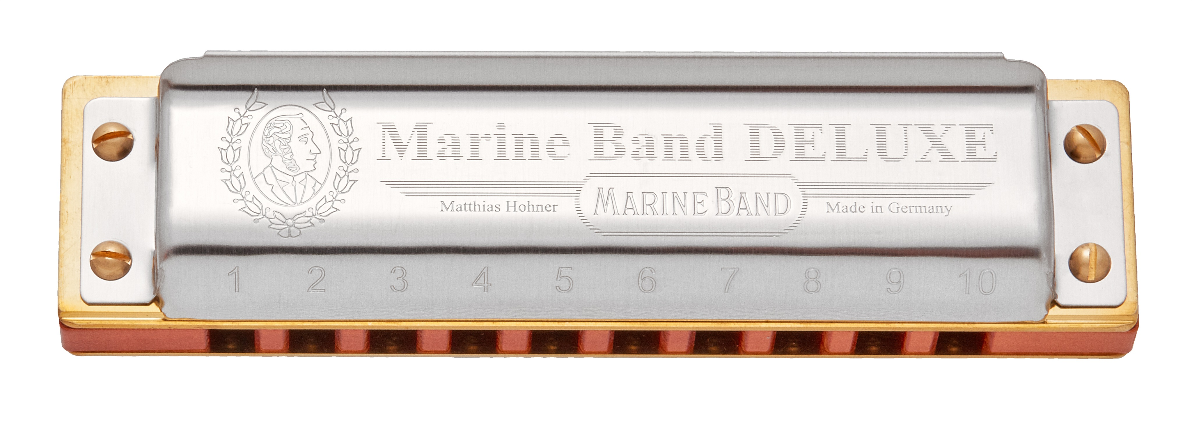 Hohner Marine Band Deluxe F-major