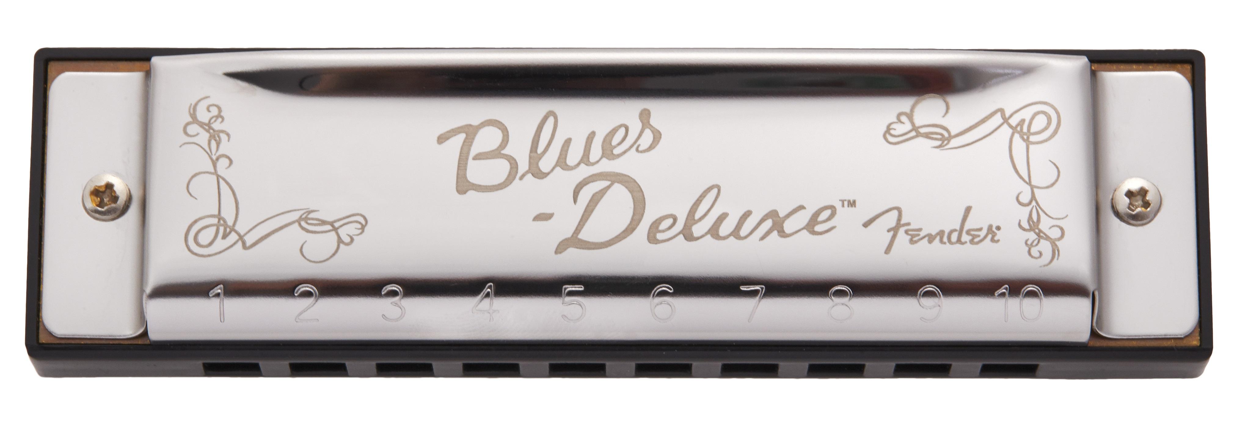 Fender Blues Deluxe Key of B Flat