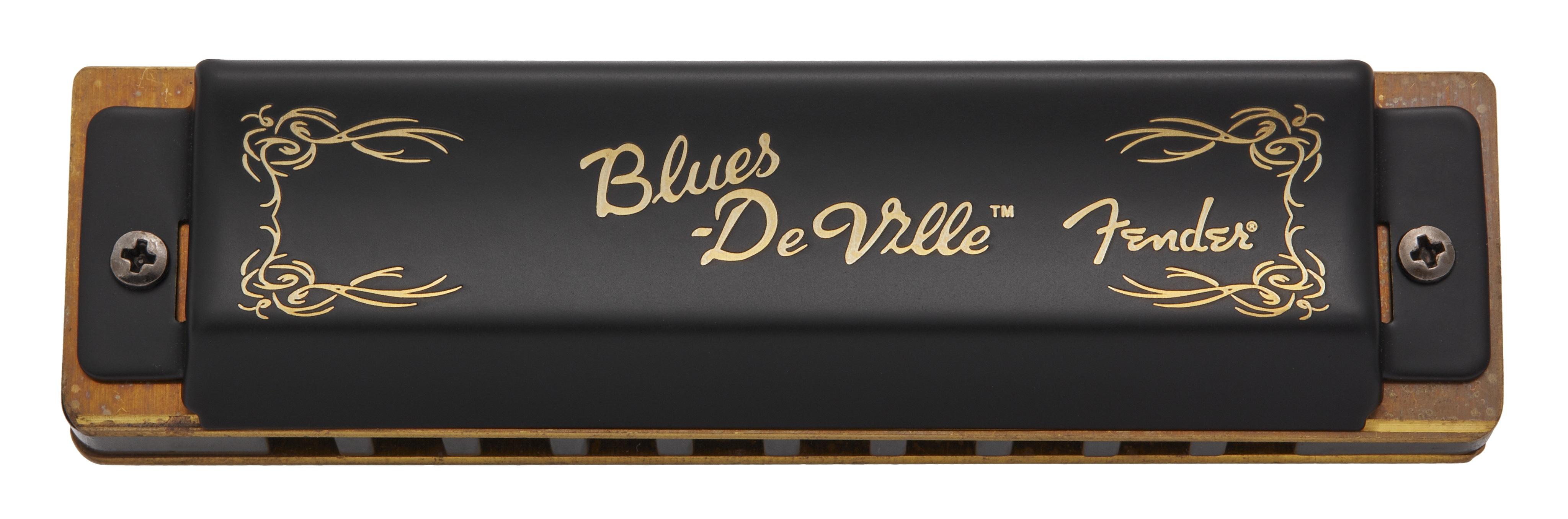 Fender Blues DeVille Key of D