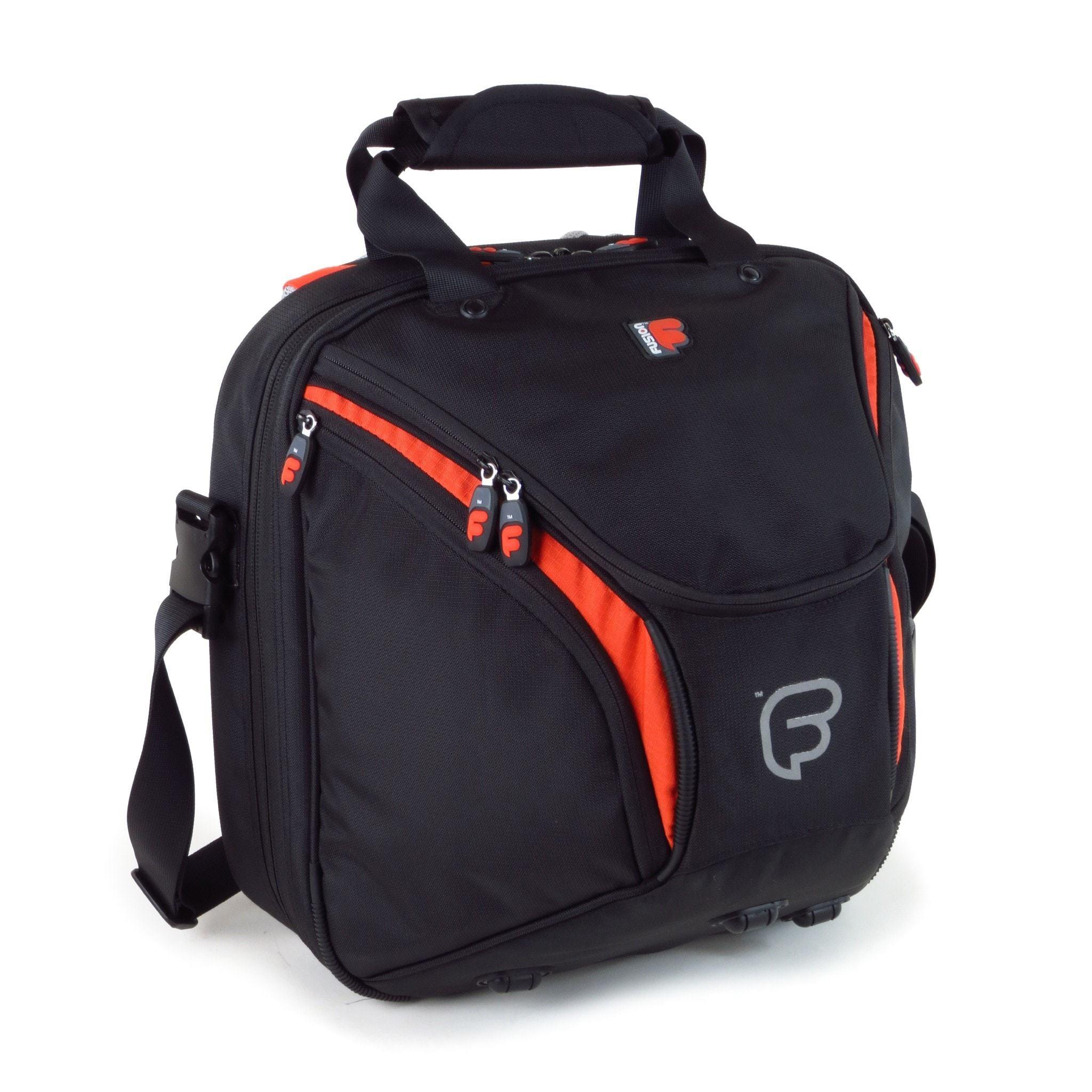 Fusion Premium - D Black/Orange