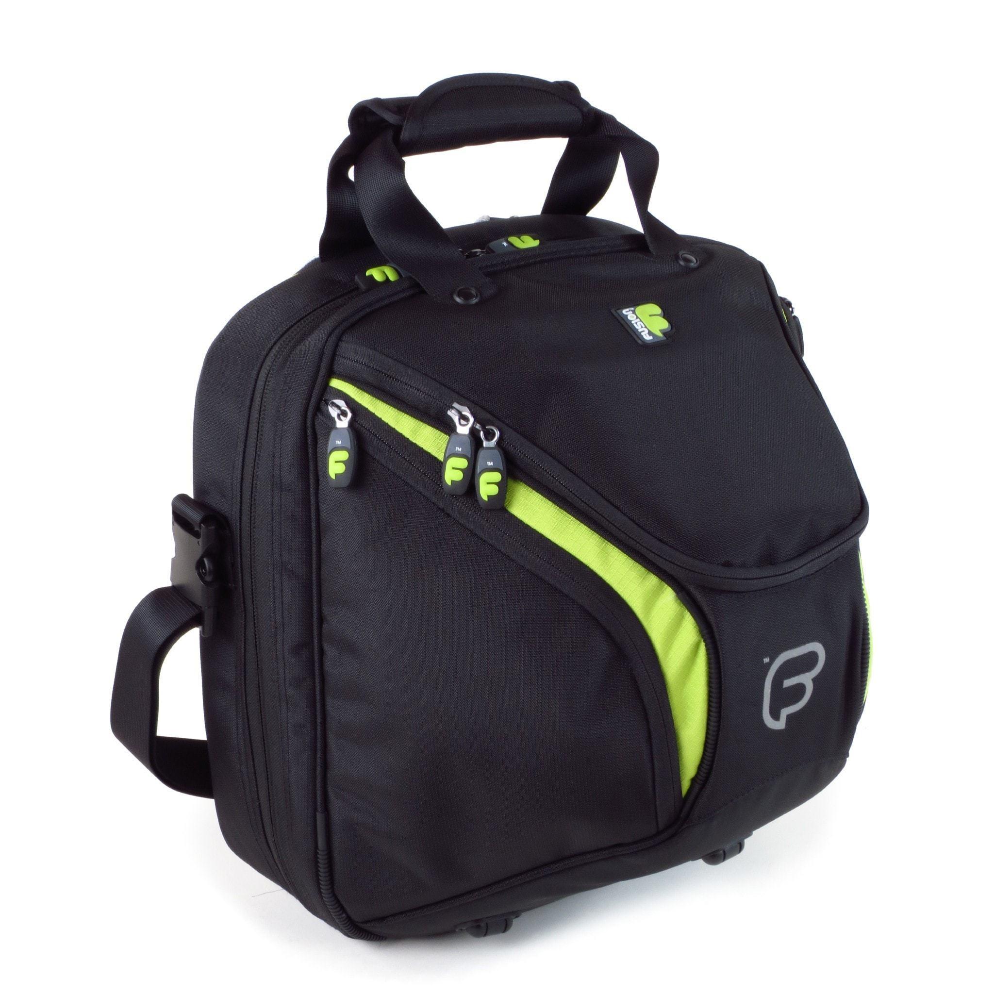Fusion Premium - D Black/Lime