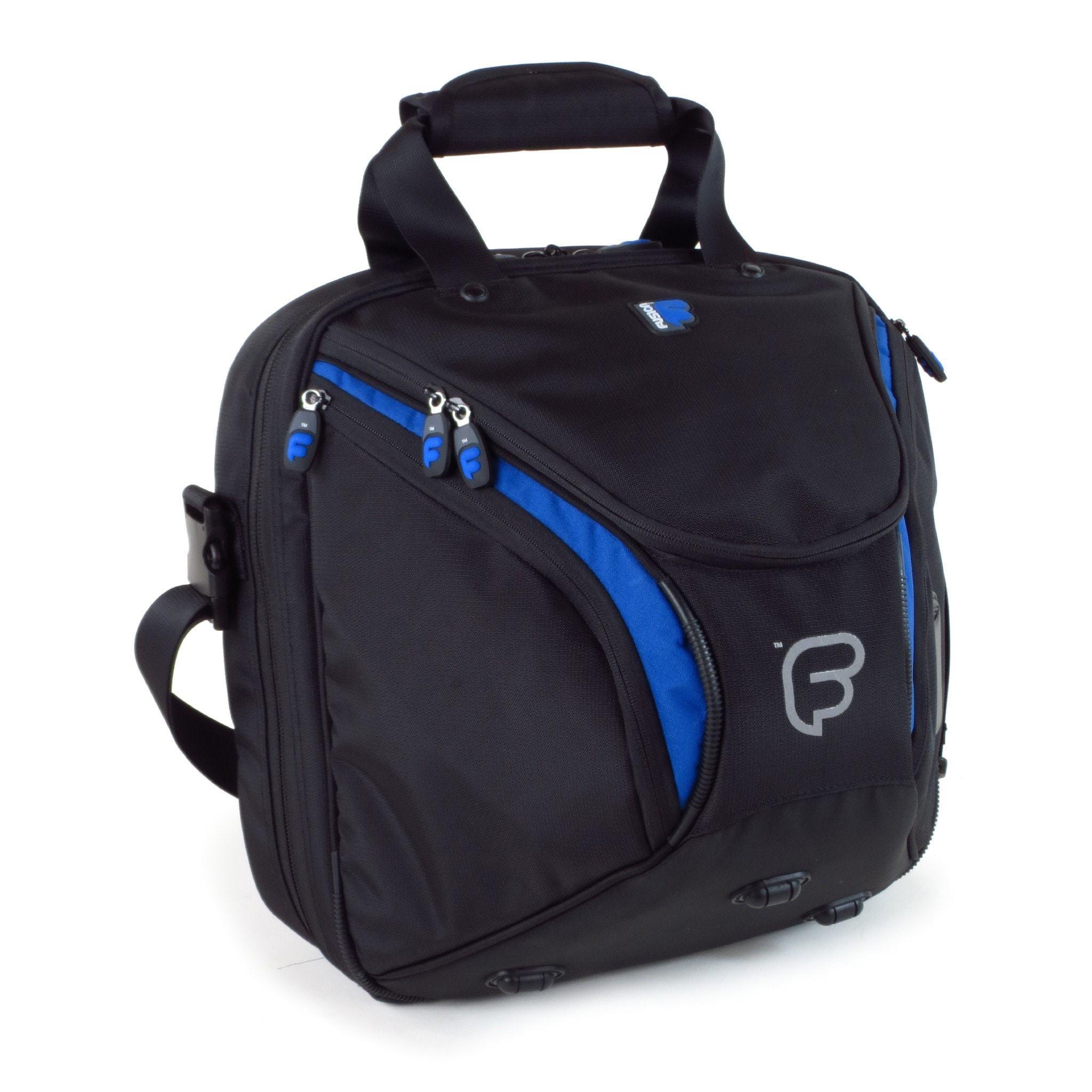 Fusion Premium - D Black/Blue