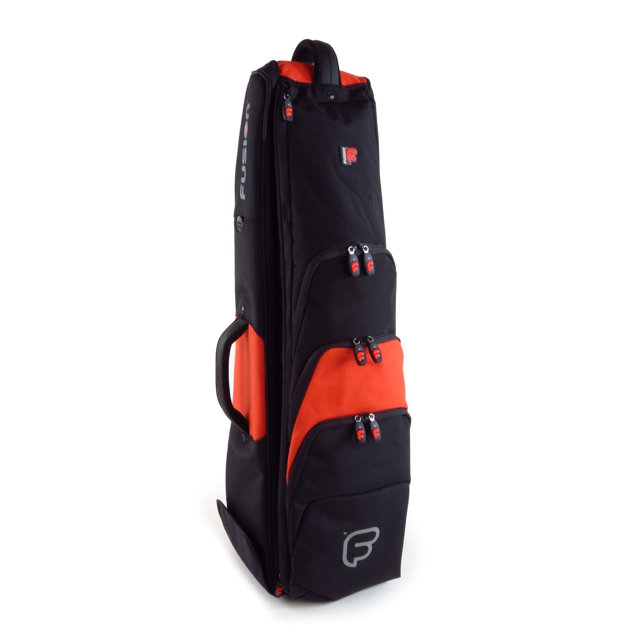 Fusion Premium Jazz Black/Orange