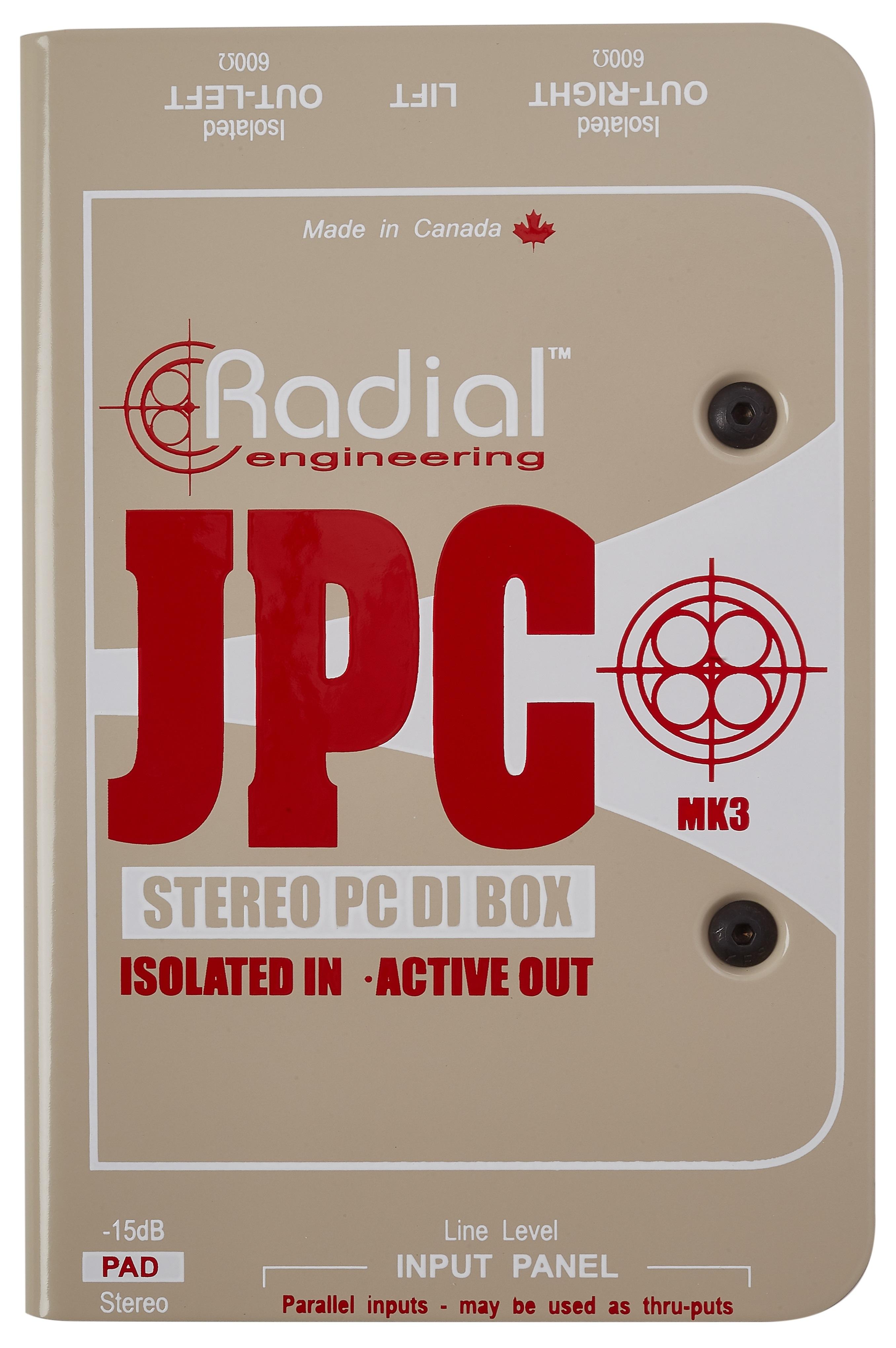Radial Engineering JPC