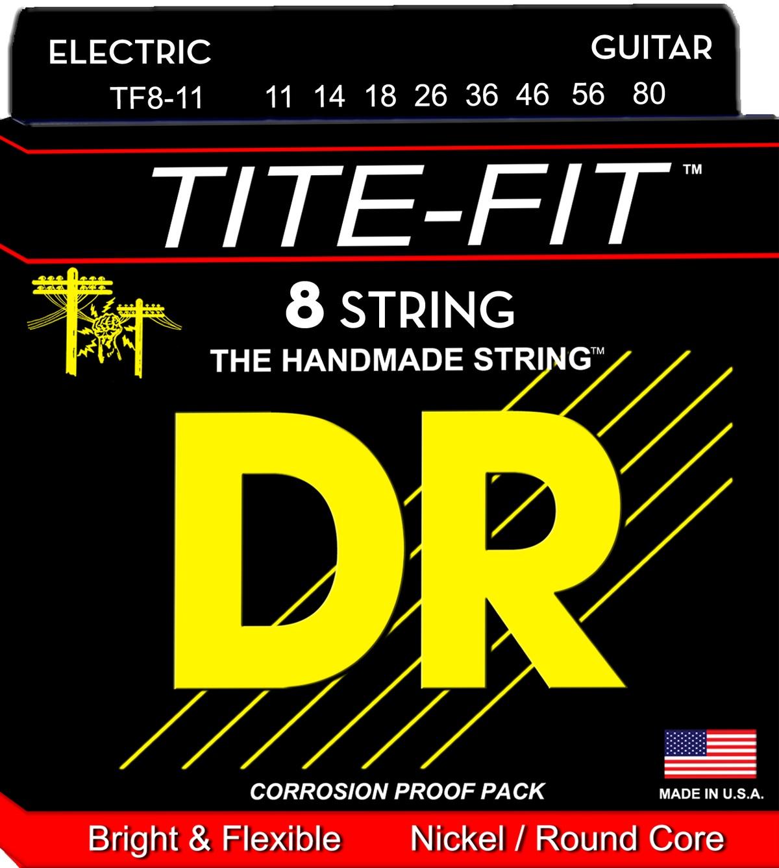 DR Tite-Fit 11/80 8-String