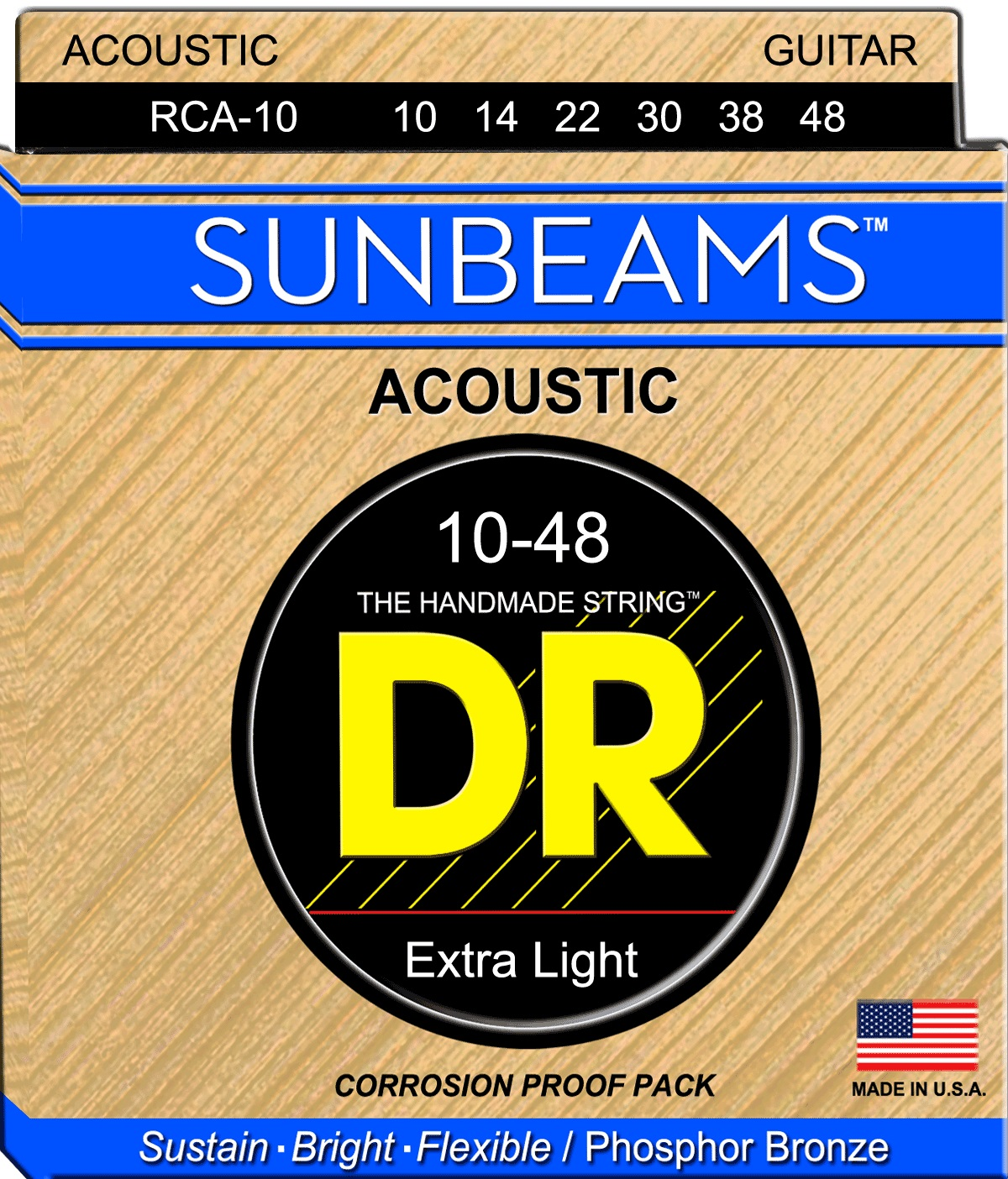 DR Sunbeams 10/48