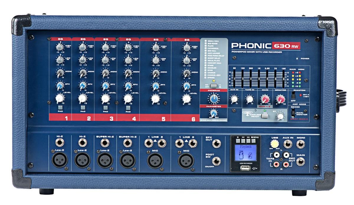 Phonic POWERPOD630RW