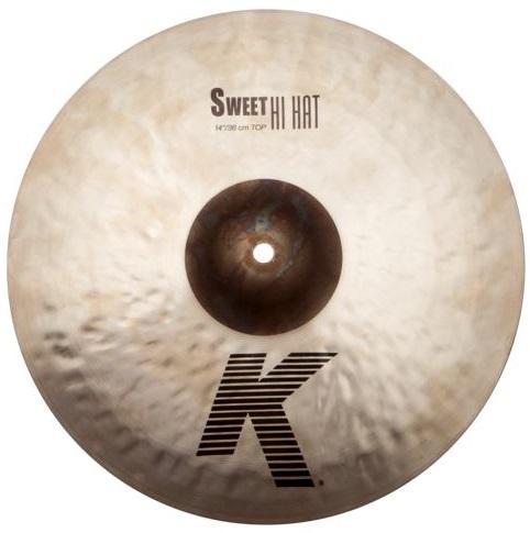 """Zildjian 14"""" K Zildjian Sweet Hi-hat"""
