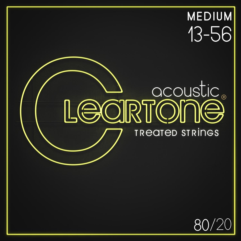 Cleartone 80/20 Bronze 13-56 Medium