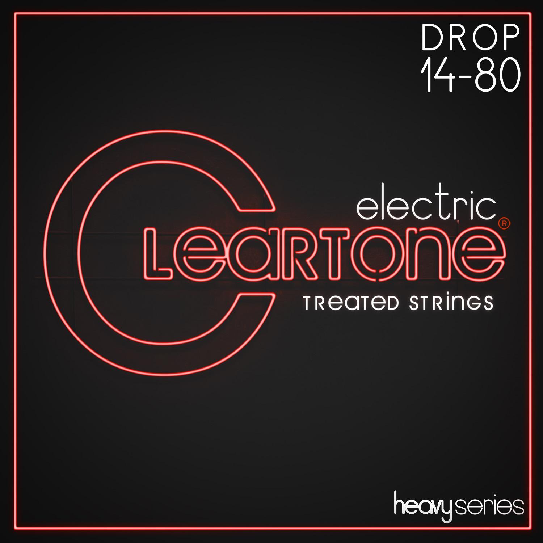 Cleartone Heavy Series 14-80 Drop A
