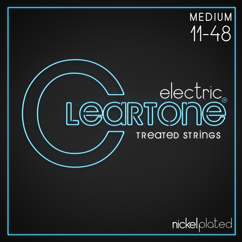 Cleartone Nickel Plated 11-48 Medium